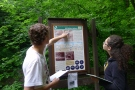 Moravian karst education trail